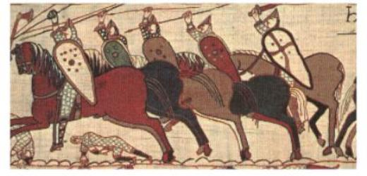 Excerpt from Bayeaux Tapestry