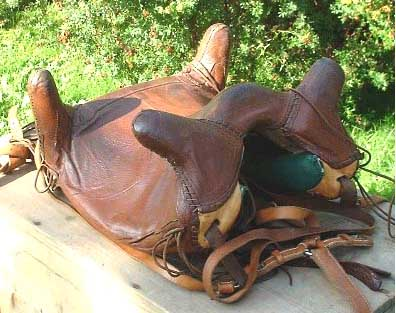The History of the Riding Saddle
